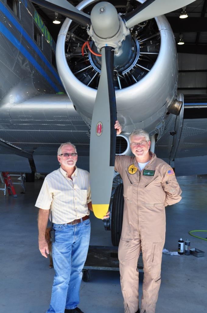 Bill Alder and John Sessions