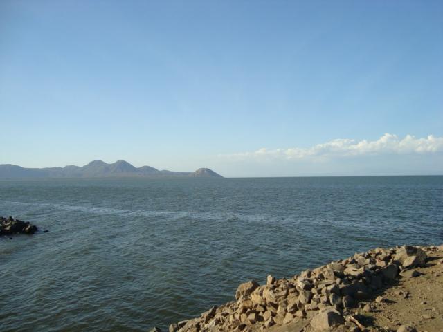 Site of new Hangar in Managua