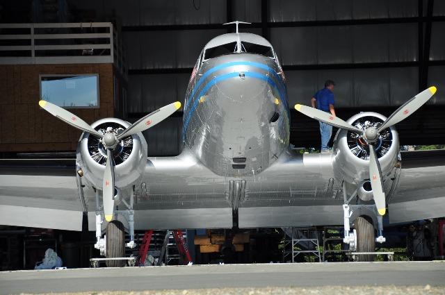 DC-3 and Dan