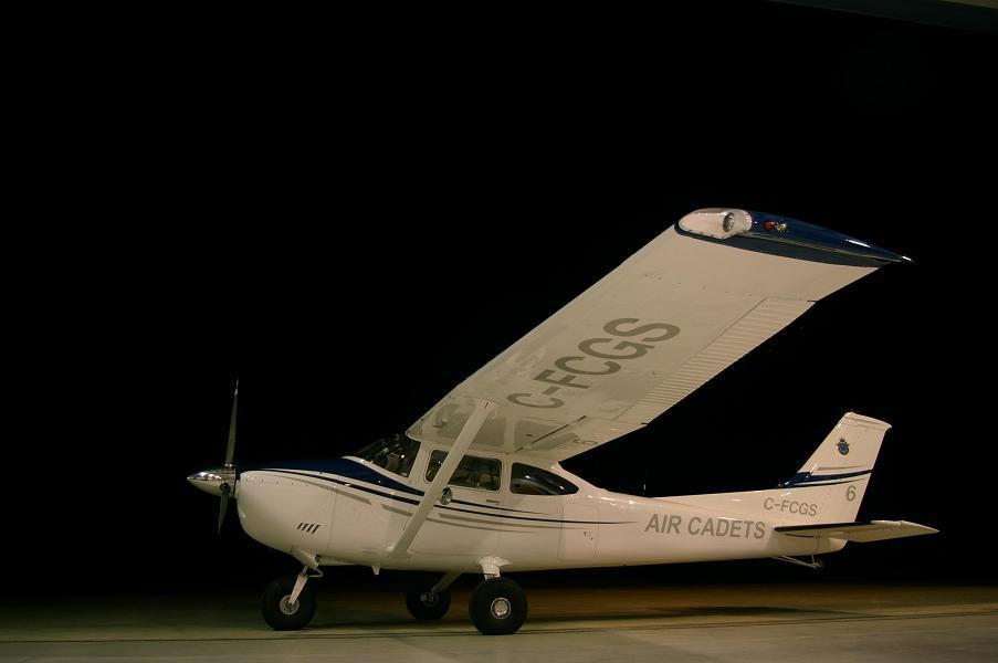 The modified Cessna 182P | Sealand Aviation Ltd , Campbell River