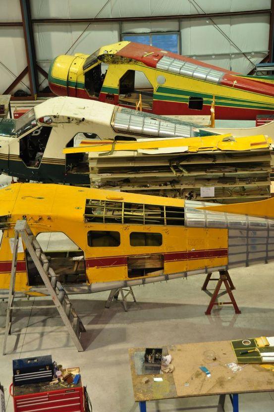 2 Door Convertible >> The convertible DHC-2   Sealand Aviation Ltd., Campbell River aircraft manufacturing ...