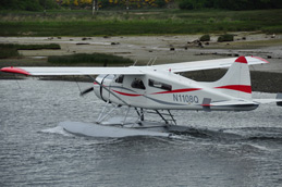 Sealand Aviation Alaska Door