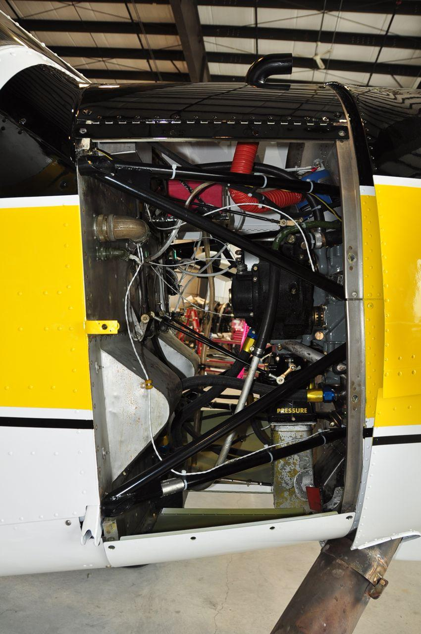 holmes extended engine mount